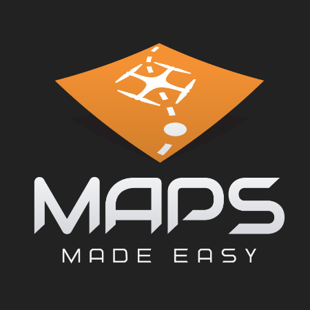Maps Made Easy DJI Images