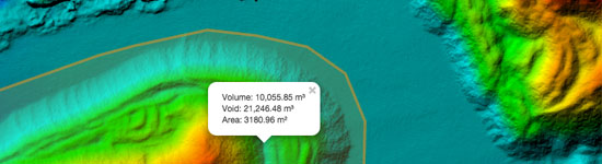Stockpile Volume Measurement - Maps Made Easy