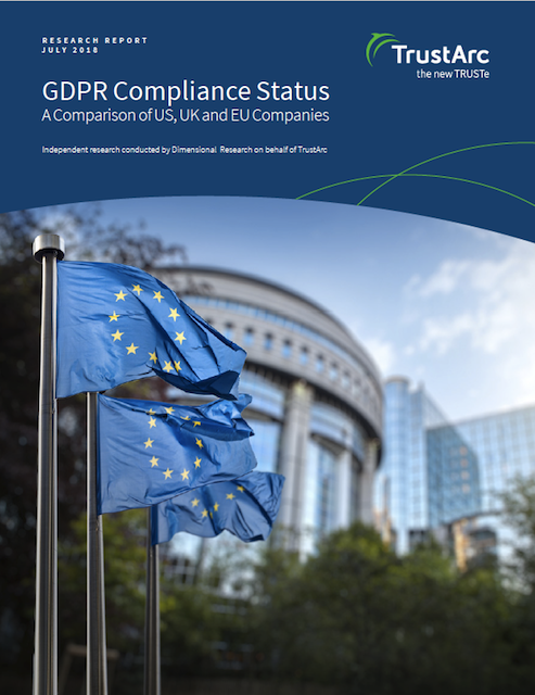 TrustArc GDPR Research, Part 4: Companies Feel GDPR Compliance Has Positive Impact on Their Business