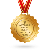 Top 50 Cyber Security Award in 2020