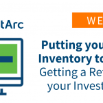 "Upcoming Webinar - ""Putting your Data Inventory to Work: Getting a Return on your Investment"""