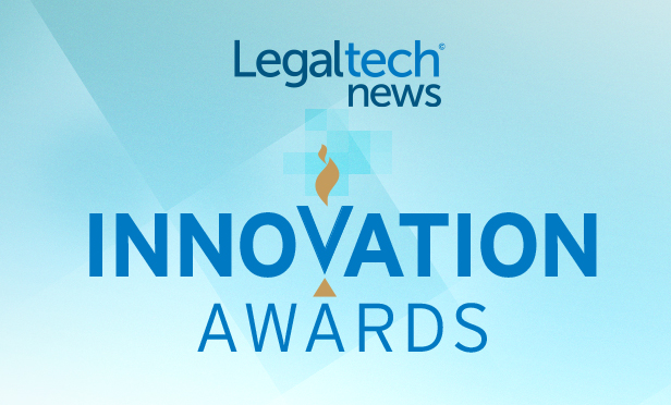 Legaltech Innovation Award