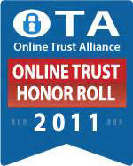 OTA Online Trust & Honor Roll 2011