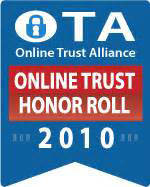 OTA Online Trust & Honor Roll 2010