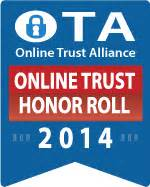 OTA Online Trust & Honor Roll 2014