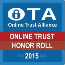 OTA Online Trust & Honor Roll 2015