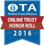 OTA Online Trust & Honor Roll 2016