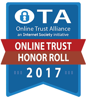 OTA Online Trust & Honor Roll 2017