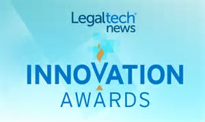 Legaltech News Innovation Award for Risk Management 2016