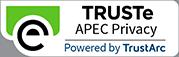 TRUSTe APEC CBPR seal