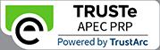 TRUSTe APEC PRP seal