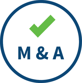 M & A Assessment icon