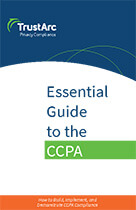 Essential Guide to CCPA