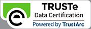 TRUSTe Data Certification Seal