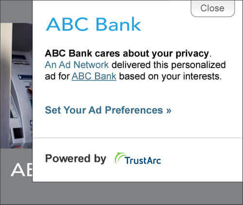 Ads Compliance Screenshot