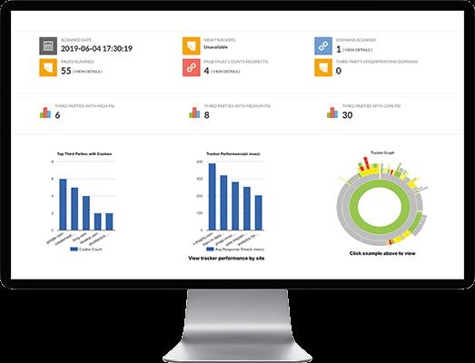 Website Monitoring Manager Screenshot