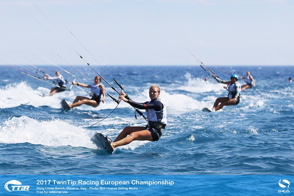 San Francisco Bay Area's Daniela Moroz Takes 2nd Overall at IKA TT:RKitesurf European Championships