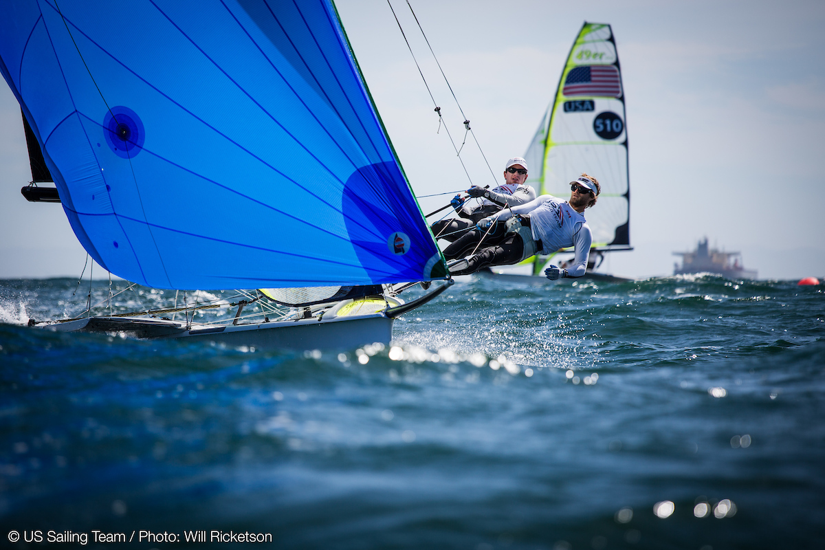 Wanted: San Francisco/Bay Area Housing for US Sailing Team May 13-15