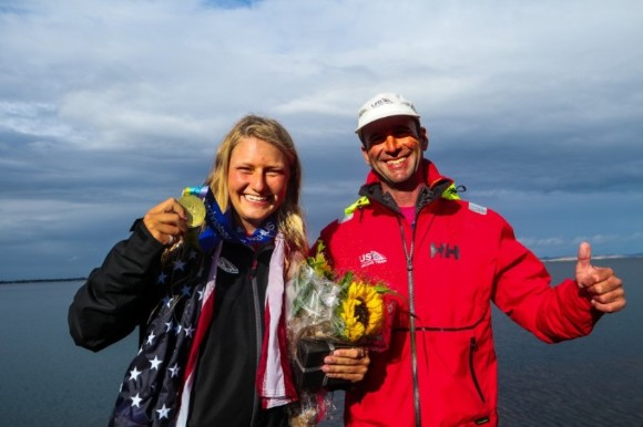 A Gold Medal & 3rd World Championship Title for Foundation Grantee Daniela Moroz