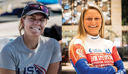 StFSF Grantees Make Shortlist for 2018 Rolex Yachtswoman of the Year Award