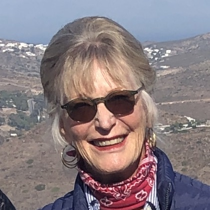 StFYC member & Foundation Advisory Board member Beth DeAtley supports our Olympic Athletes