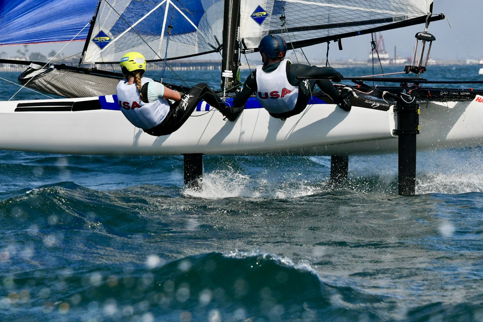 Youth Sailors Capitalize On A Challenging Year While Preparing For Better Sailing Days Ahead