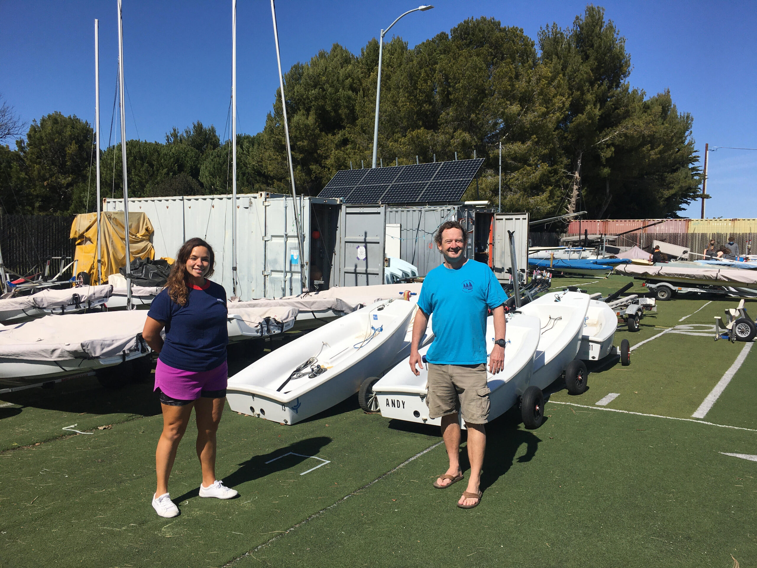 Alameda Community Sailing Center Aims to Keep Sailors Active
