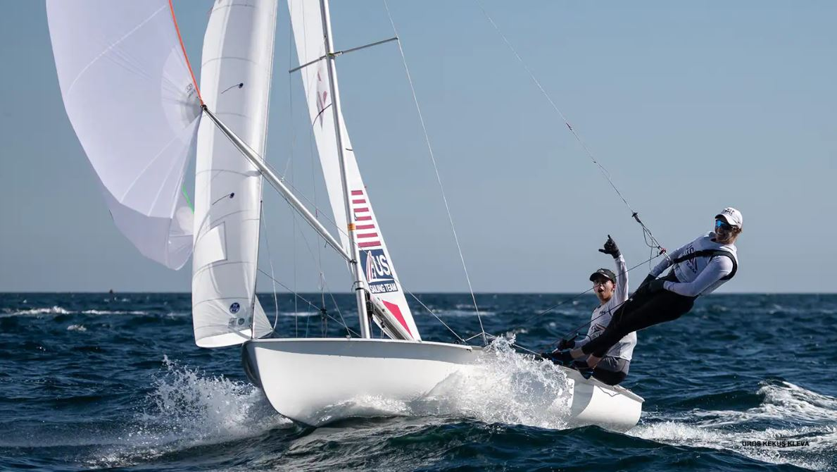 A Sigh of Relief to Qualify + Gratitude for the Opportunity to Compete = Stoked Sailors