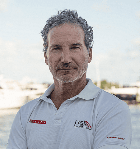 "Cayard Takes on New Role & Looks to LA 2028: ""Raise the Money, Build the Team, Top the Podium!"""