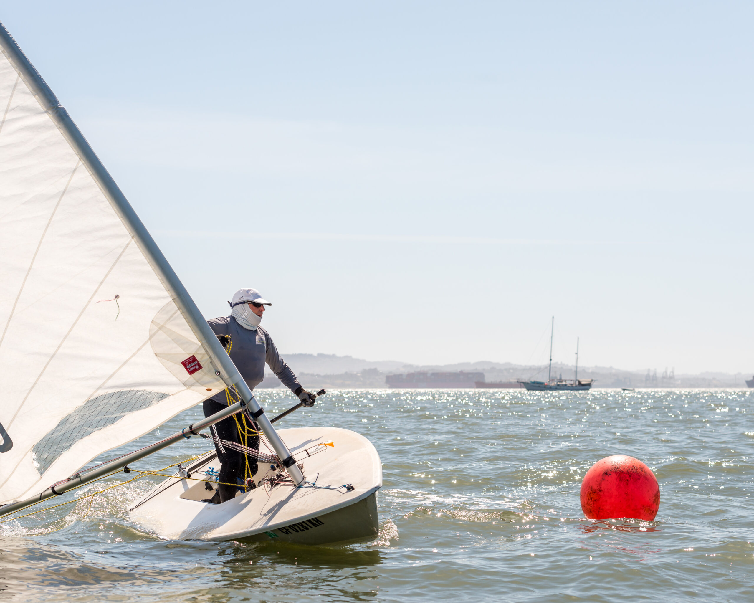 Supporting our Sailors In the International Laser Class Association (ILCA) North Americans