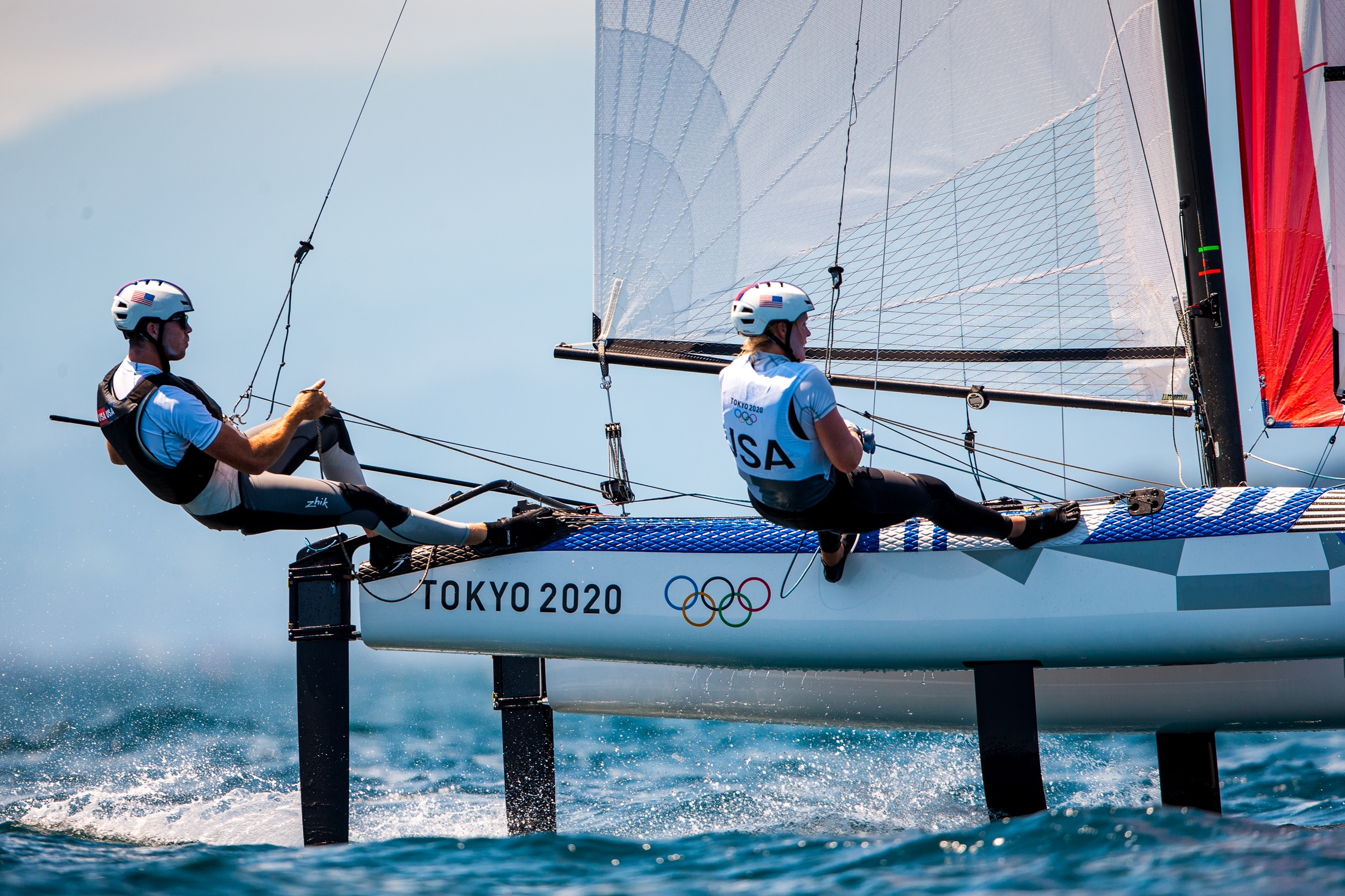 Riley Gibbs Decompresses Post Olympics