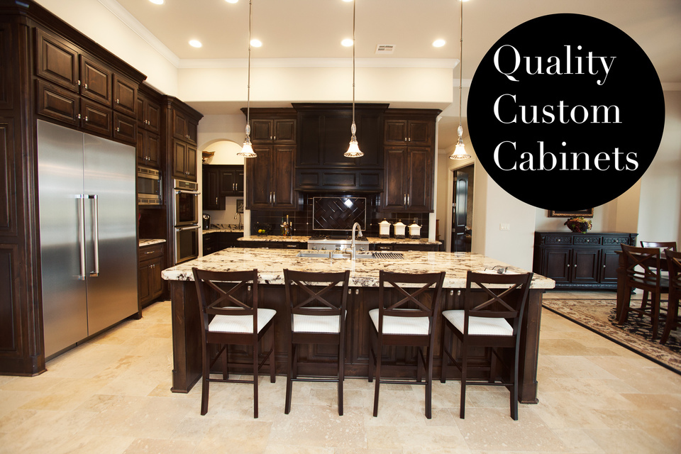 ... Accented With Specialty Hardware, Silent Hinge Technology, And Custom  Finishes. Never A Compromise On Materials Or Workmanship At Eagle Custom  Cabinets.