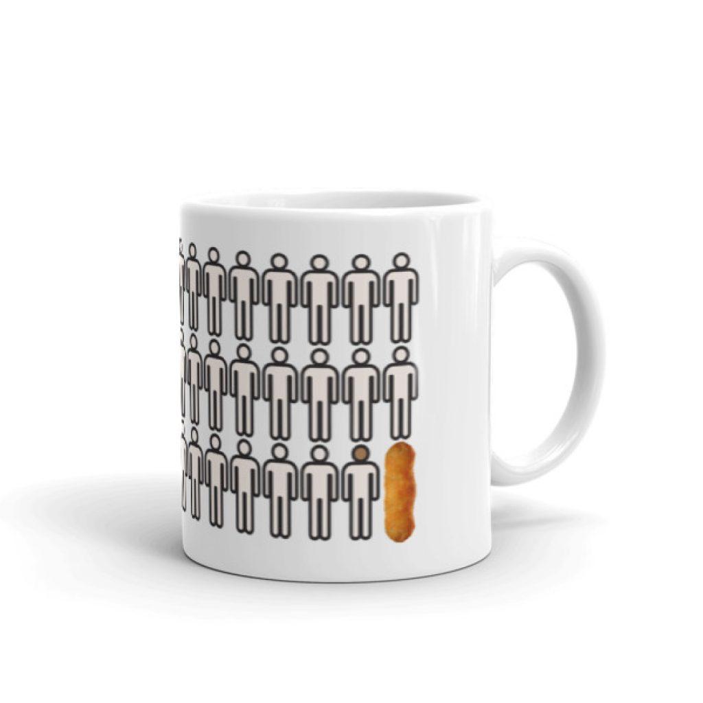 Cheeto POTUS 45 icon Mug