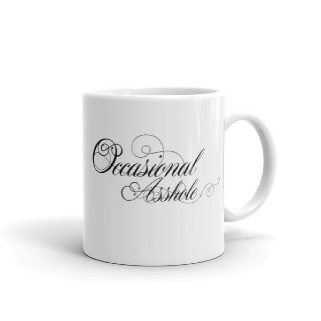 Occasional Asshole Mug