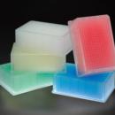 BioBlock-400µl-Deep-Well-Plates-384-Well-Light-Labs-E-4877