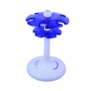 Twister-Universal-Work-Station-Blue-Wheaton-W870152