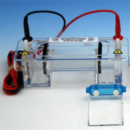 Horizontal-Mini-Gel-Kit-CE-with-tapered-baffles-for-gel-formation-gel-bed-is-5-5cm-w-x-8-5cm-l-C-B-S-Scientific-Company-Inc-MGU-102T-GR-20-2W-115