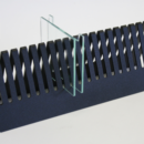 Mini-Glass-Rack-for-drying-or-storage-of-mini-gel-glass-plates-20-place-C-B-S-Scientific-Company-Inc-GR-200-20B