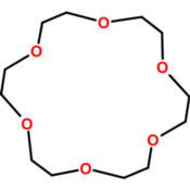 18-Crown-6-17455-13-9-Structure