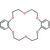 Dibenzo-18-Crown-6-14187-32-7-Structure
