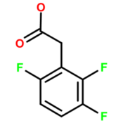 2-3-6-Trifluorophenylacetic-acid-114152-23-7-Structure