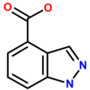 Indazole-4-carboxylic-acid-Molekula-Group-11011697-1G