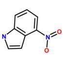 4-Nitroindole-Molekula-Group-25699714-1G