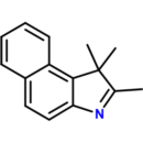 1-1-2-Trimethyl-1H-benzo-e-indole-2-3-3-Trimethylbenzo-4-5-indole-Molekula-Group-12376577-1G