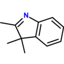 2-3-3-Trimethylindolenine-Molekula-Group-23843892-25G