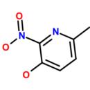 3-Hydroxy-2-nitro-6-picoline-3-Hydroxy-6-methyl-2-nitropyridine-Molekula-Group-48392275-1G