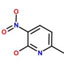 2-Hydroxy-3-nitro-6-picoline-2-Hydroxy-6-methyl-3-nitropyridine-Molekula-Group-60134158-5G