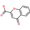 Chromone-2-carboxylic-acid-4-Oxo-4H-1-benzopyran-2-carboxylic-acid-Molekula-Group-13834204-25G
