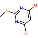 S-Methylthiobarbituric-acid-Molekula-Group-45084094-1G