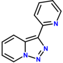 3-2-Pyridyl-1-2-3-triazolo-1-5-a-pyridine-Molekula-Group-11616818-1G